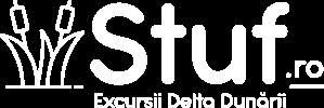 Stuf – Excursii în Delta Dunării Logo